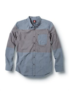BWLVentures Short Sleeve Shirt by Quiksilver - FRT1