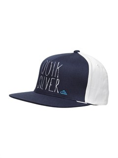 NVYBoys 8- 6 Boardies Hat by Quiksilver - FRT1