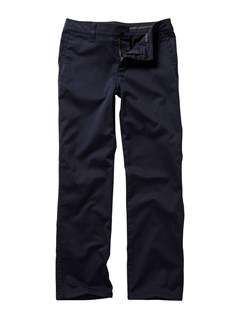 KTP0Boys 8- 6 Box Car Pants by Quiksilver - FRT1
