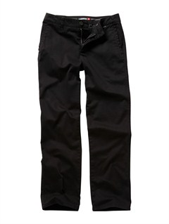 KVJ0Boys 8- 6 Union Heather Pants by Quiksilver - FRT1