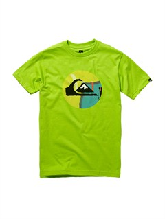 GJZ0Boys 8- 6 Mountain And Wave Shirt by Quiksilver - FRT1