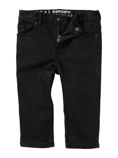 BLKBaby Box Car Pants by Quiksilver - FRT1
