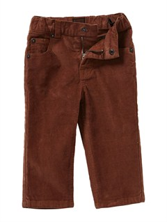 CRP0Baby Box Car Pants by Quiksilver - FRT1