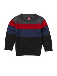 KVJ3Baby Holey Foley Sweater by Quiksilver - FRT1