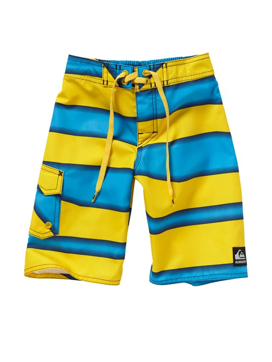 SREBoys 2-7 Talkabout Volley Shorts by Quiksilver - FRT1