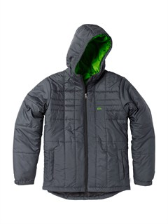KRP0Boys 2-7 Byron Jacket by Quiksilver - FRT1