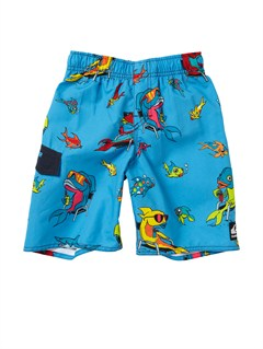 MEDBoys 2-7 Clean And Mean Boardshorts by Quiksilver - FRT1