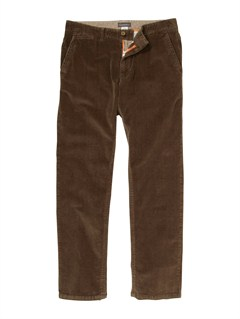 KQZ0Class Act Chino Pants  32  Inseam by Quiksilver - FRT1