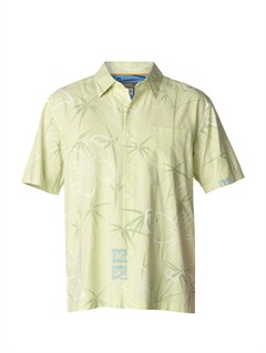 GER0Men s Deep Water Bay Short Sleeve Shirt by Quiksilver - FRT1