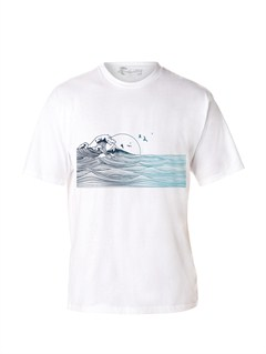 WBB0Original Stripe Slim Fit T-Shirt by Quiksilver - FRT1