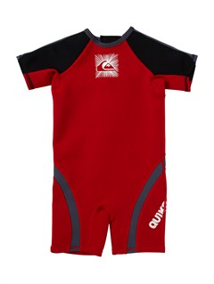 XRKWToddler Syncro  .5mm Back Zip Springsuit by Quiksilver - FRT1