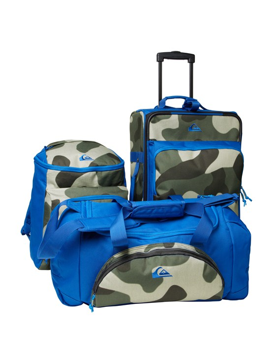 CRE6Exile Luggage by Quiksilver - FRT1