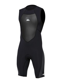 XKKSSyncro 2/2mm Back Zip Flat Lock Wetsuit by Quiksilver - FRT1