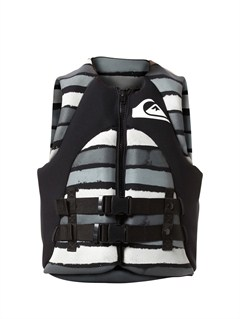 BLKCypher PS+ Hooded Heat Vest by Quiksilver - FRT1
