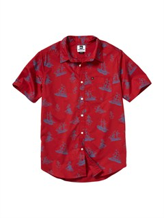 RRD6Tube Prison Short Sleeve Shirt by Quiksilver - FRT1