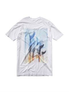 WBB0Singles Slim Fit T-Shirt by Quiksilver - FRT1