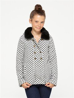 WBS6Girls 7- 4 Shiver Jacket by Roxy - FRT1