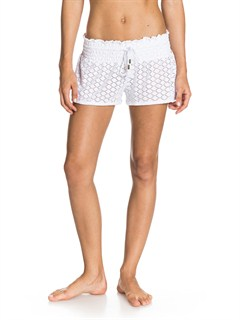WBB0Smeaton Denim Print Shorts by Roxy - FRT1