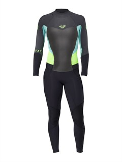 XKGGPerfect Stripe LS Rashguard by Roxy - FRT1