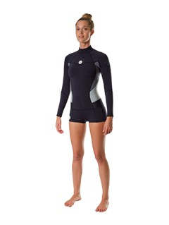 XKKSCypher 3/2 Chest Zip Wetsuit by Roxy - FRT1