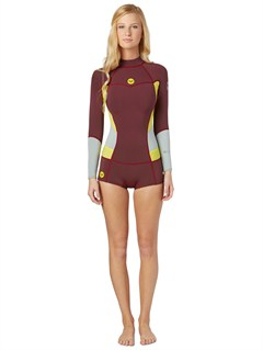 XRSYPerfect Stripe LS Rashguard by Roxy - FRT1