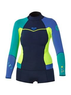 XBYP2mm XY Front Zip Jacket by Roxy - FRT1