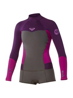 XKKP2mm XY Front Zip Jacket by Roxy - FRT1