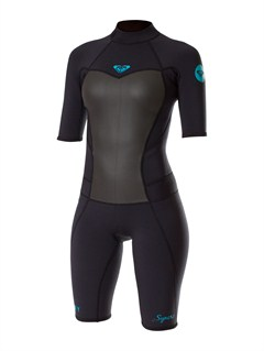 KVD0Booty Cut  mm Short John Wetsuit by Roxy - FRT1