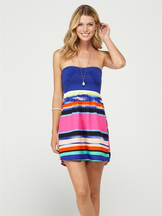 MKN3Shoreline Dress by Roxy - FRT1
