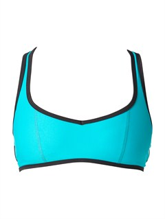 BNY0Sporty Swim Top by Roxy - FRT1