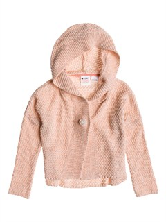MFE6Girls 2-6 Heart Beat Sweater by Roxy - FRT1