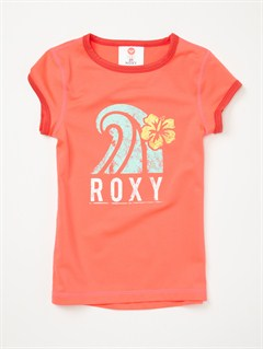 MRNFrom Above Toddler SS Rashguard by Roxy - FRT1