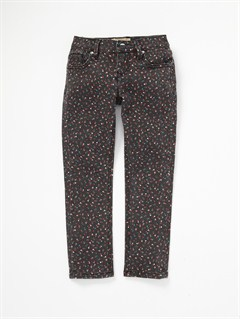 KVJ6Baby Skinny Rails Pants by Roxy - FRT1