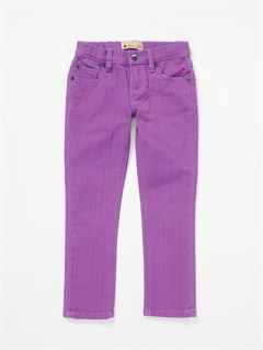 PKY0Baby Skinny Rails Pants by Roxy - FRT1