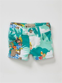 AAQBaby Ferris Wheel Shorts by Roxy - FRT1