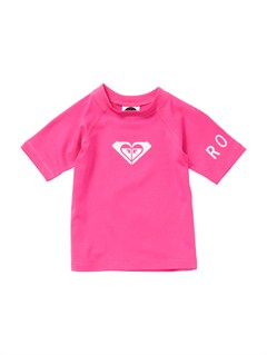 MLR0From Above Toddler SS Rashguard by Roxy - FRT1