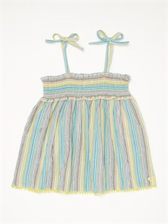 YBLBaby Check Me Out Party Dress by Roxy - FRT1