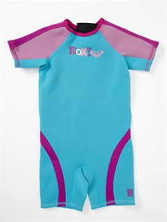 XBMBFrom Above Toddler SS Rashguard by Roxy - FRT1
