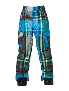 PRM5Slate Youth  0K Pants by Quiksilver - FRT1