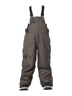 KRP0Boogie 5K Insulated Kids Bib Pants by Quiksilver - FRT1