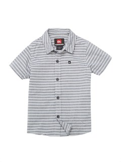 KTP0Boys 2-7 Engineer Pat Short Sleeve Shirt by Quiksilver - FRT1