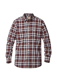 RSH1Biscay Long Sleeve Shirt by Quiksilver - FRT1
