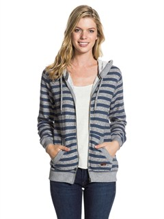 BRQ3Beauty Stardust Striped Hoodie by Roxy - FRT1