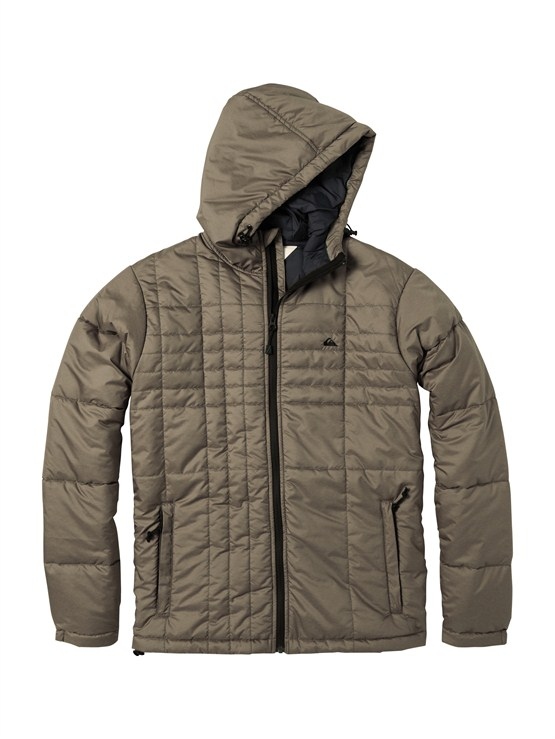 BOURobson Jacket by Quiksilver - FRT1