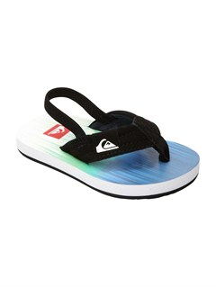 WBLBoys 2-7 Foundation Sandals by Quiksilver - FRT1