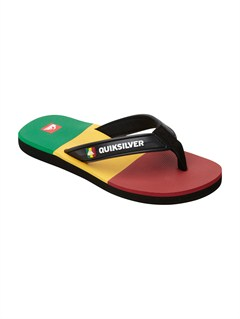 BRSBoys 8- 6 Carver Suede Sandals by Quiksilver - FRT1