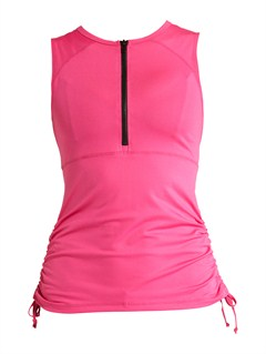 LCRCalm Waters Sleeveless Rashguard by Roxy - FRT1