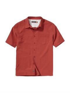 NPQ0Men s Long Weekend Short Sleeve Shirt by Quiksilver - FRT1