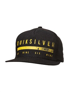 BLKNixed Hat by Quiksilver - FRT1