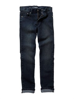 BQP0Boys 8- 6 Distortion Jeans by Quiksilver - FRT1